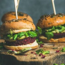 HerCanberra's Seven Of Canberra's Best Vegan Burgers